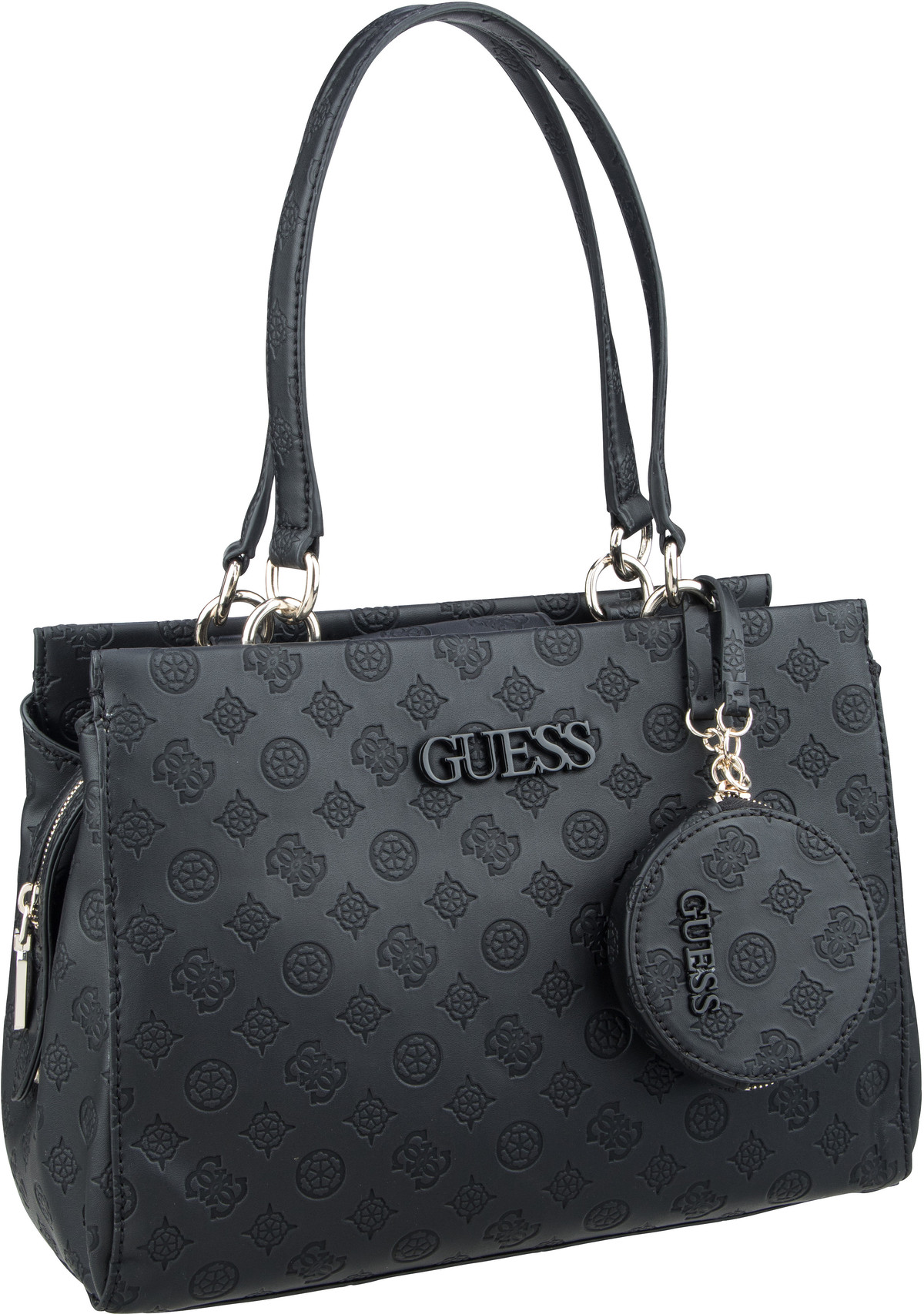 Handtasche Janelle Girlfriend Satchel Black
