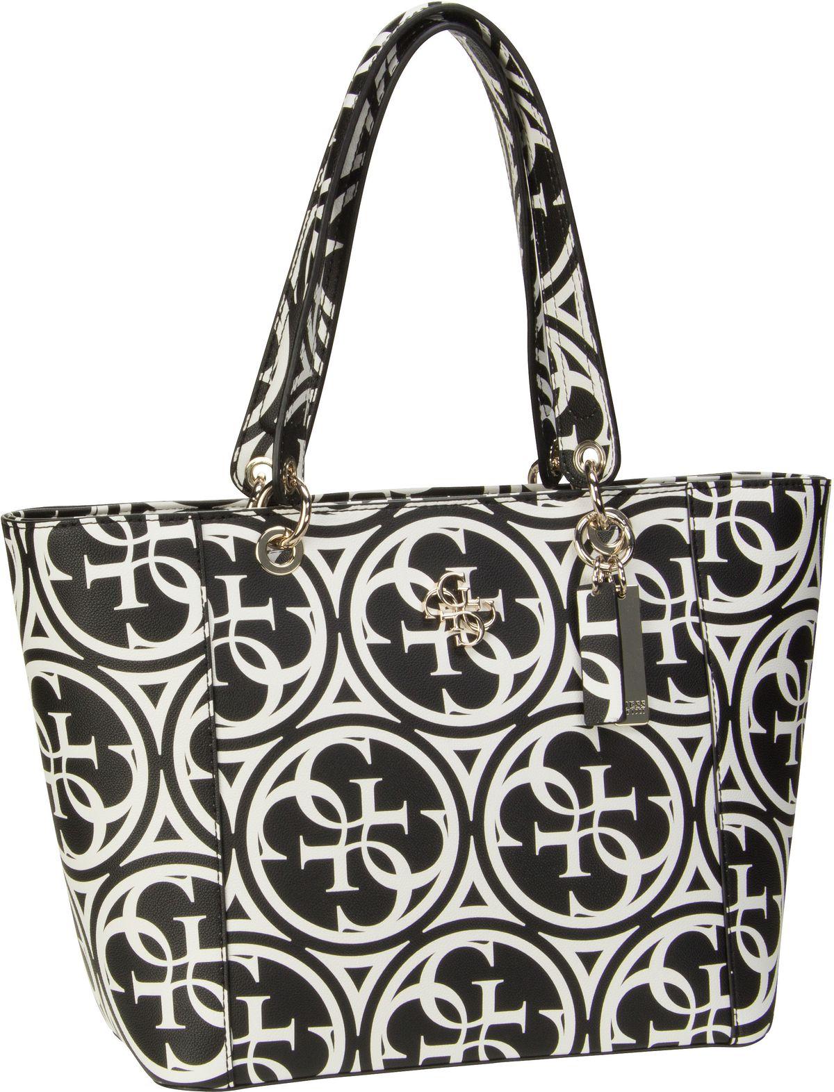Handtasche Kamryn Tote Logo Black