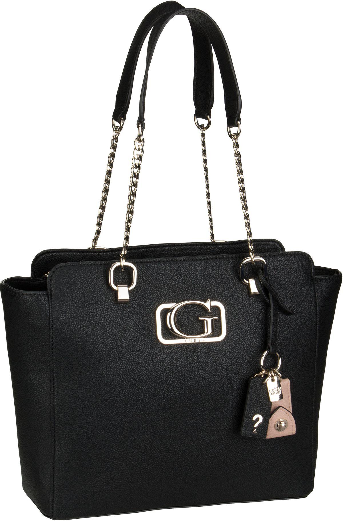 Handtasche Annarita Status Carryall Black