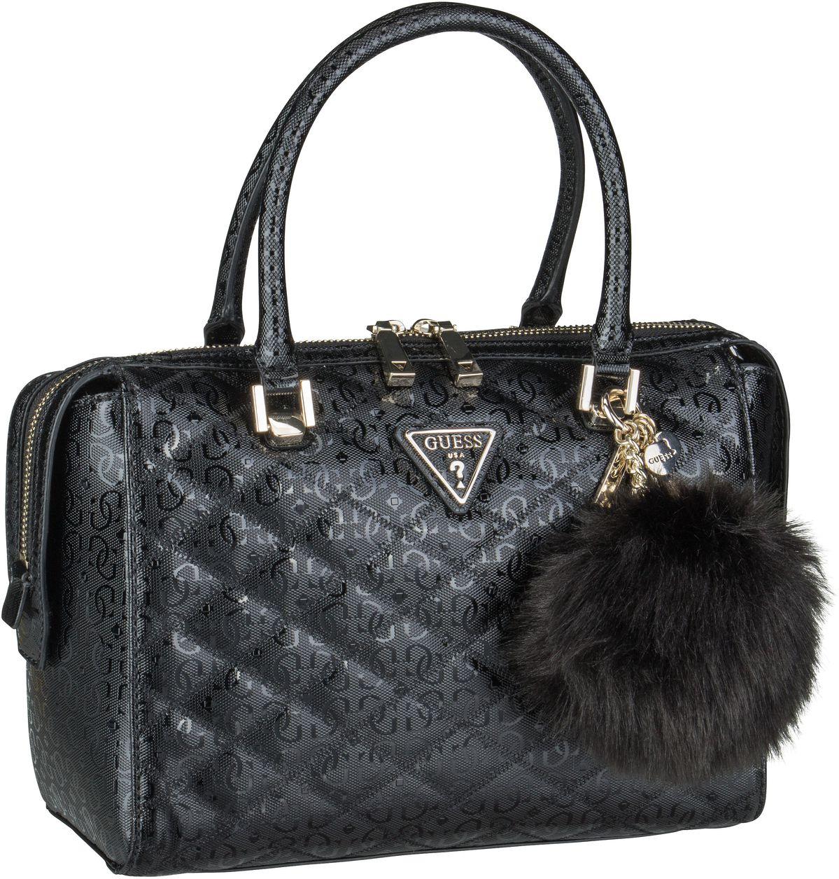 Handtasche Astrid Box Satchel Black