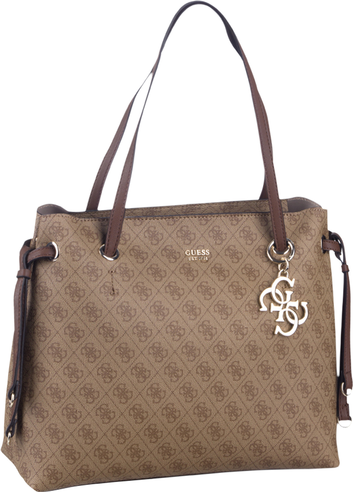 Shopper Digital Logo Shopper Light Brown