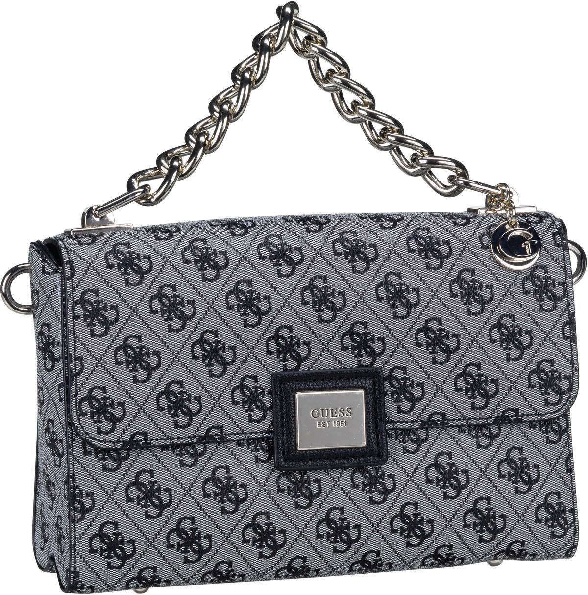 Handtasche Candace Top Handle Flap Black
