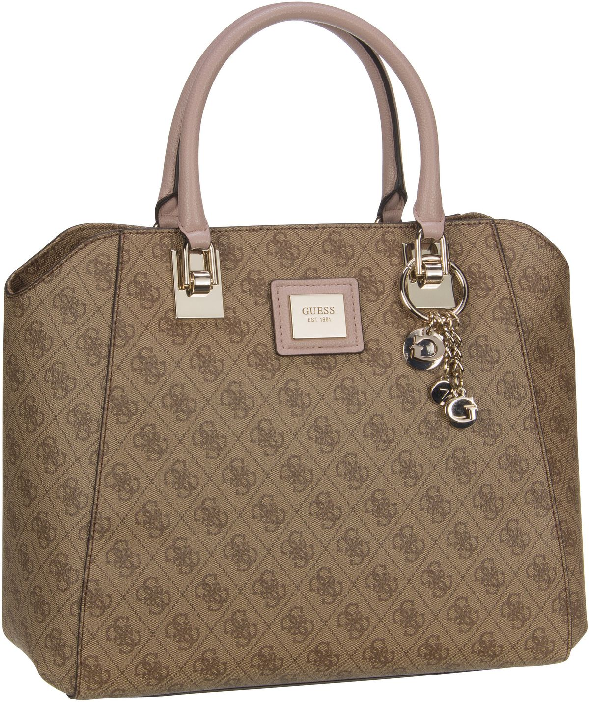 Handtasche Candace Elite Carryall Brown Multi