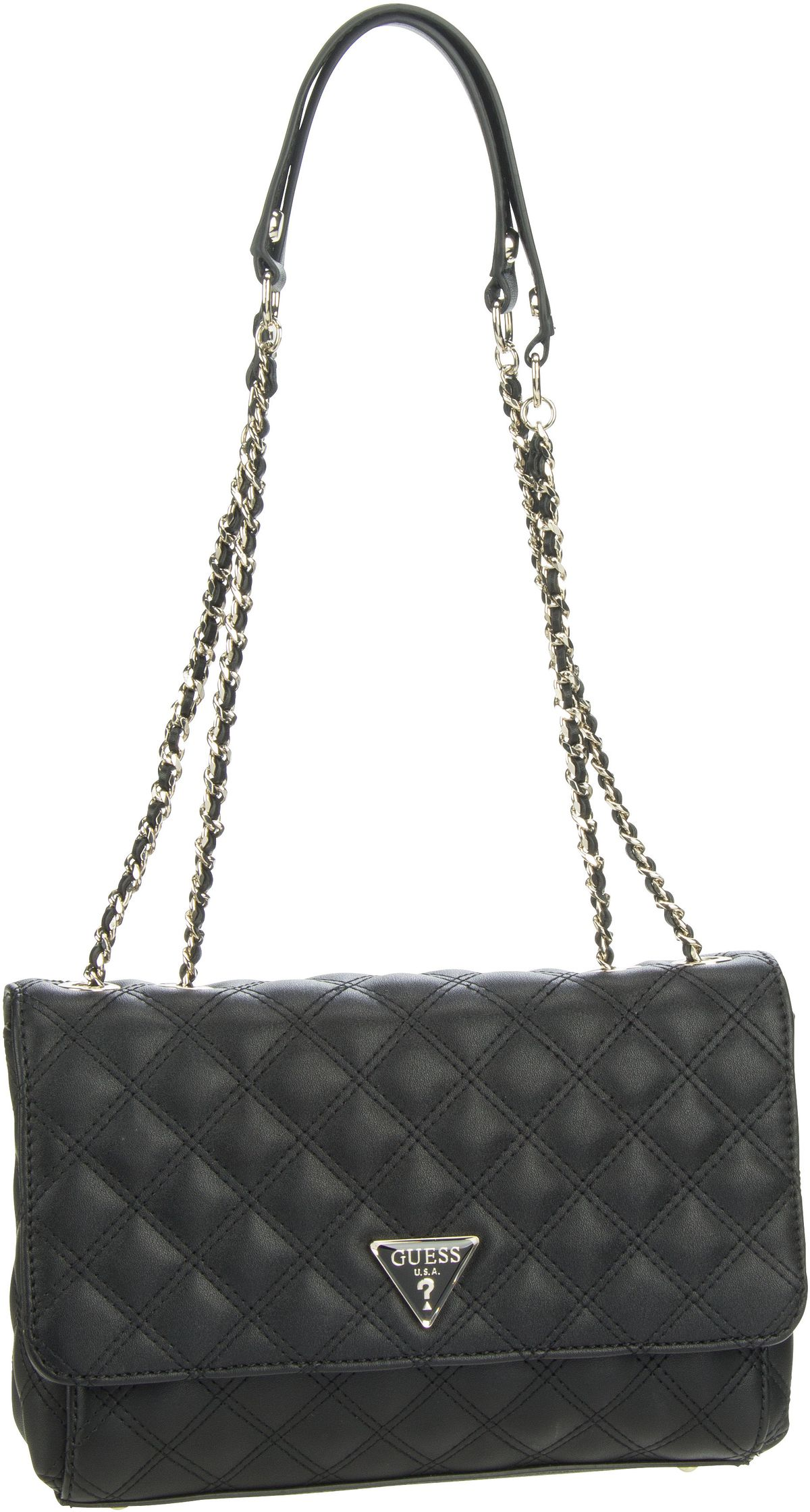 Schultertasche Cessily Convertible XBody Flap Black