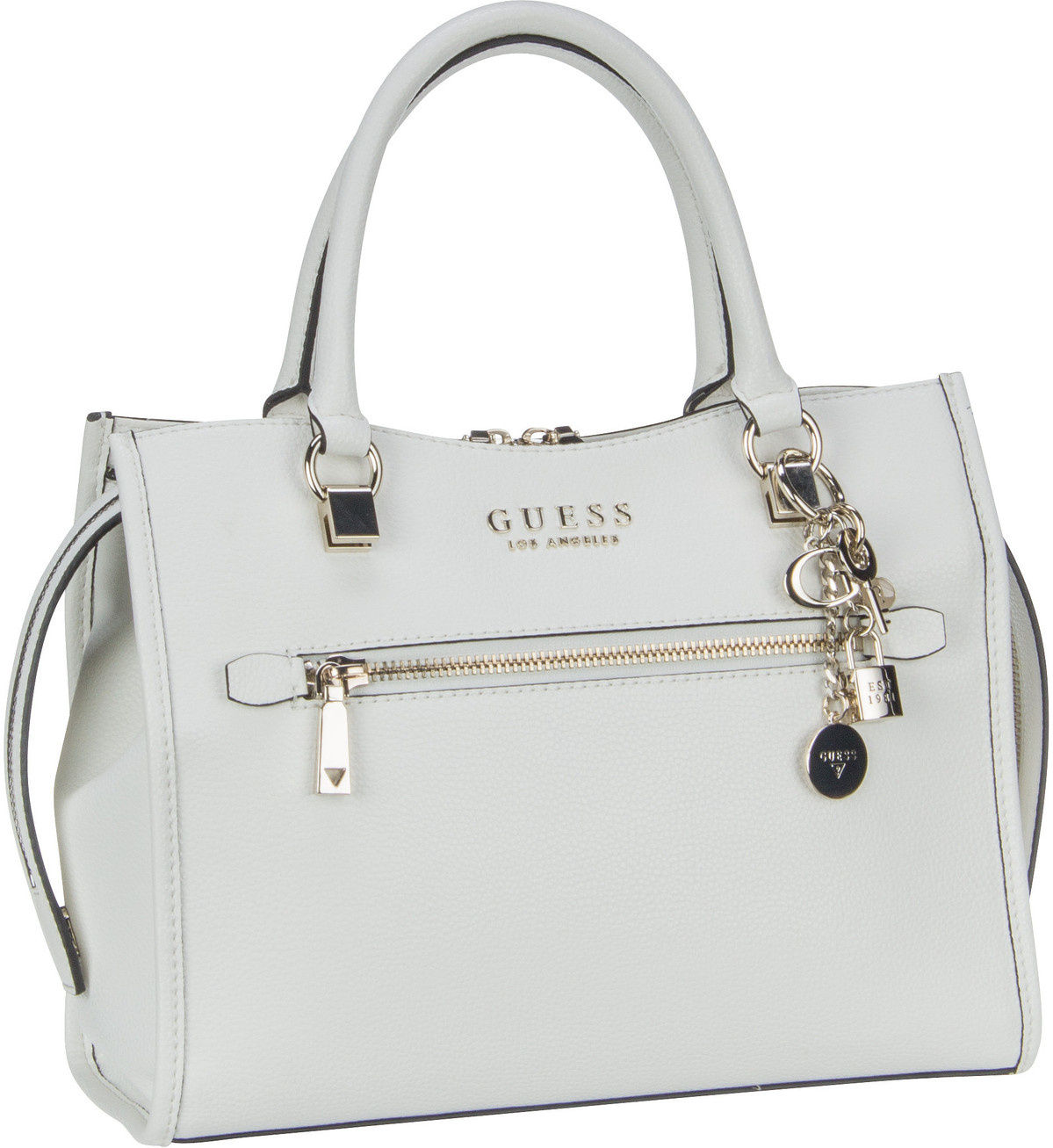 Handtasche Lias Girlfriend Satchel White