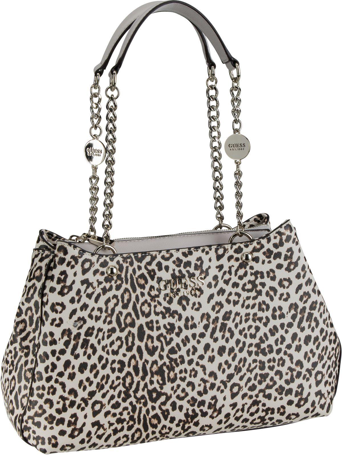 Handtasche Lorenna Girlfriend Satchel Leopard