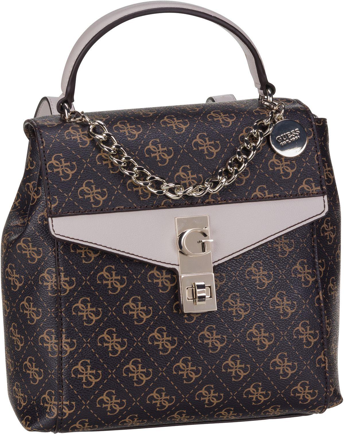 Rucksack / Daypack Lorenna Convertible Backpack Brown