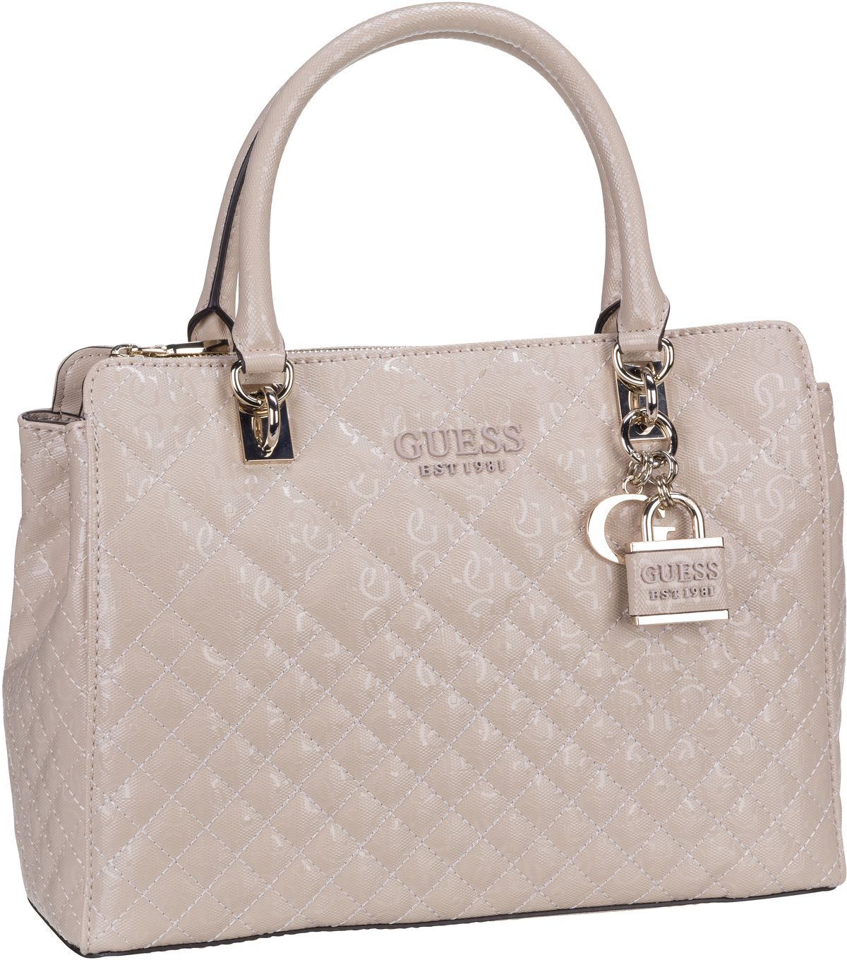 Handtasche Queenie Luxury Satchel Nude