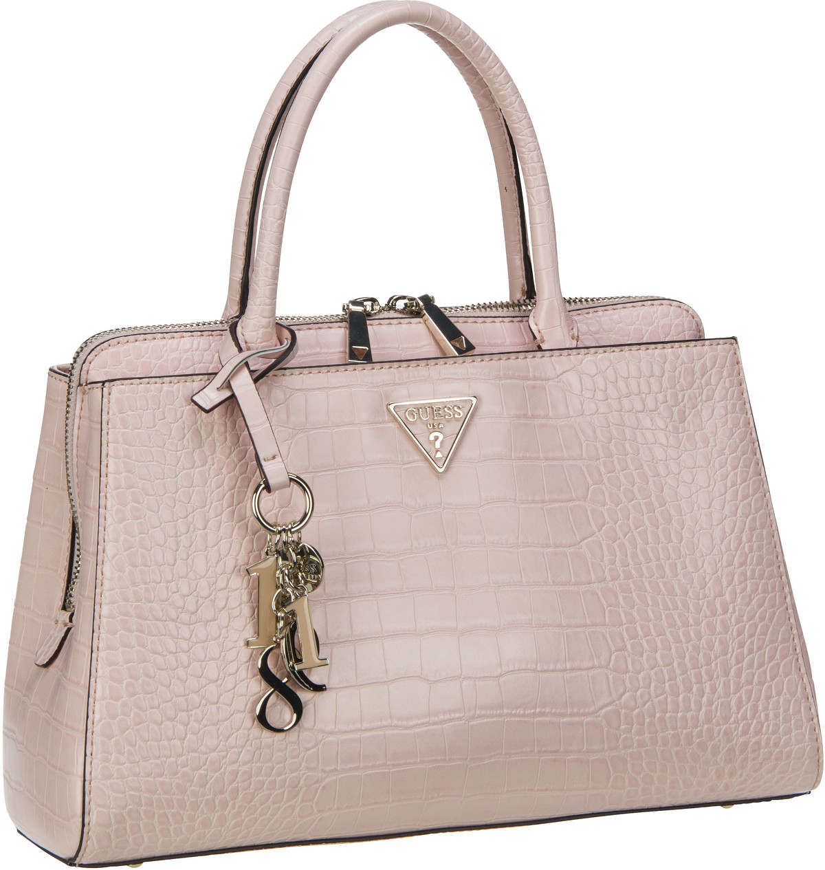 Handtasche Maddy Girlfriend Satchel Peony