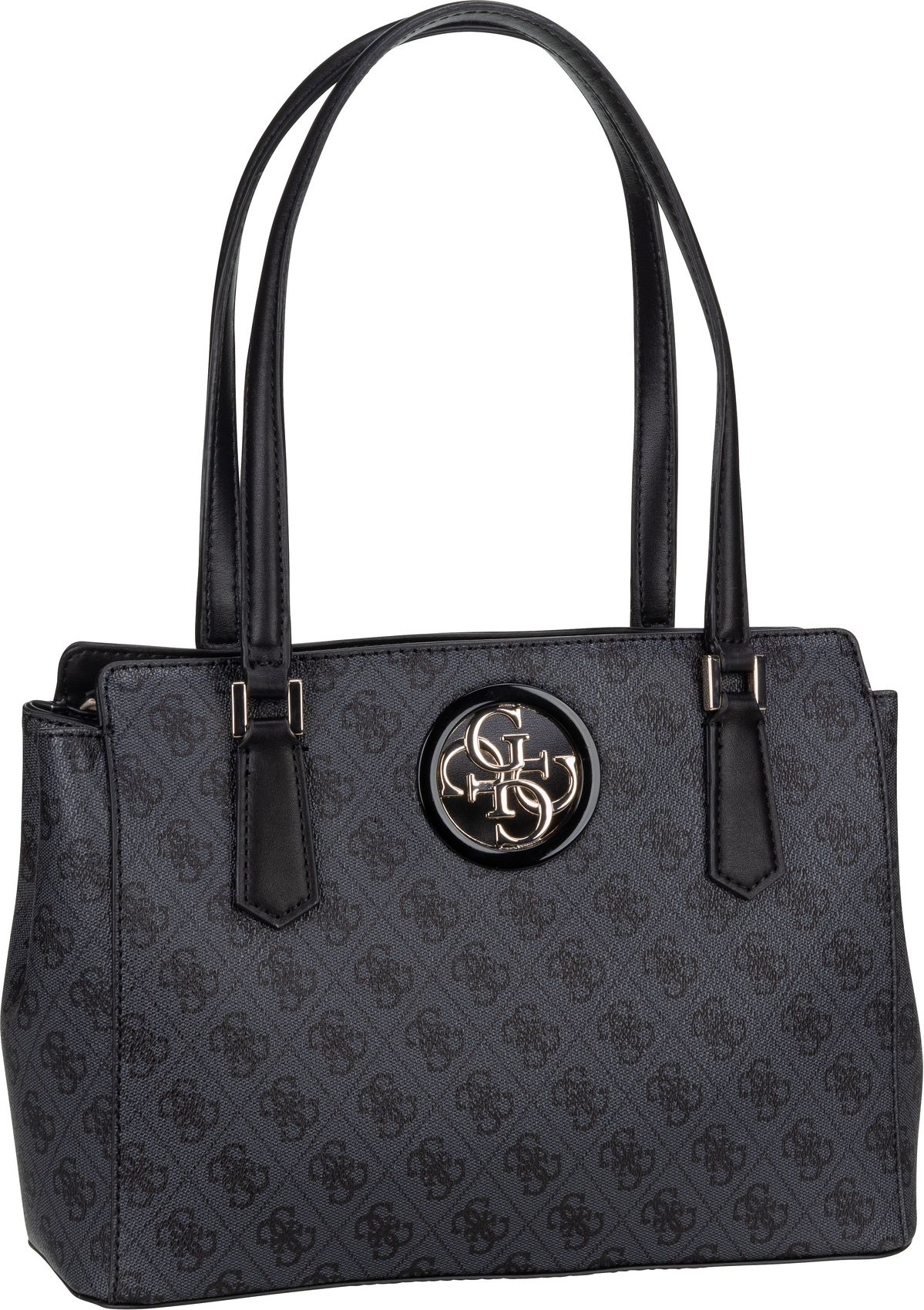 Handtasche Open Road Luxury Satchel Coal
