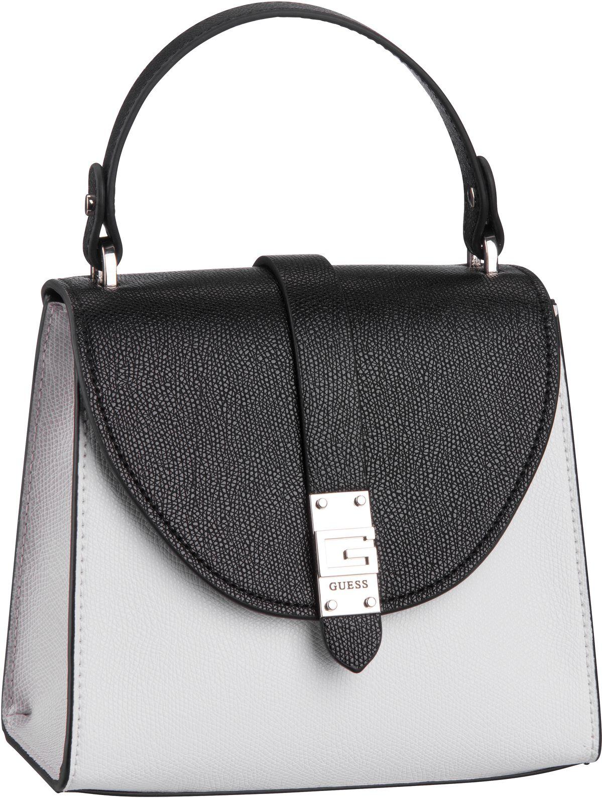 Handtasche Nerea Top Handle Flap White Multi