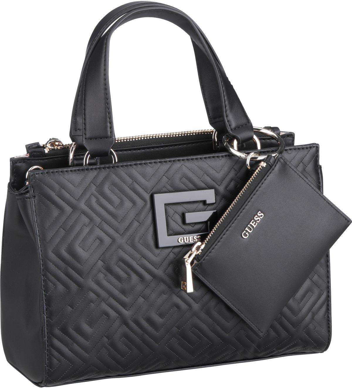 Handtasche Janay Small Society Satchel Black