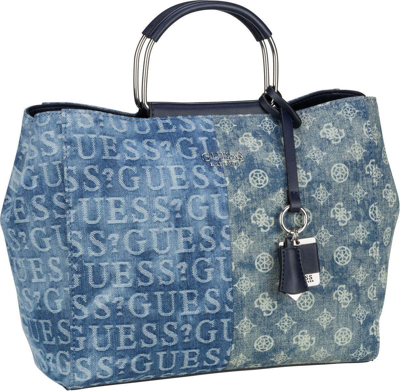 Handtasche Kaylyn Satchel Denim