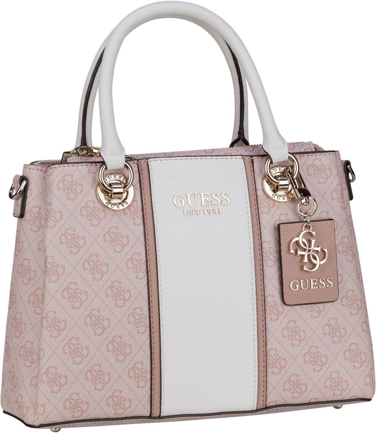 Handtasche Cathleen 3 Compartment Satchel Blush