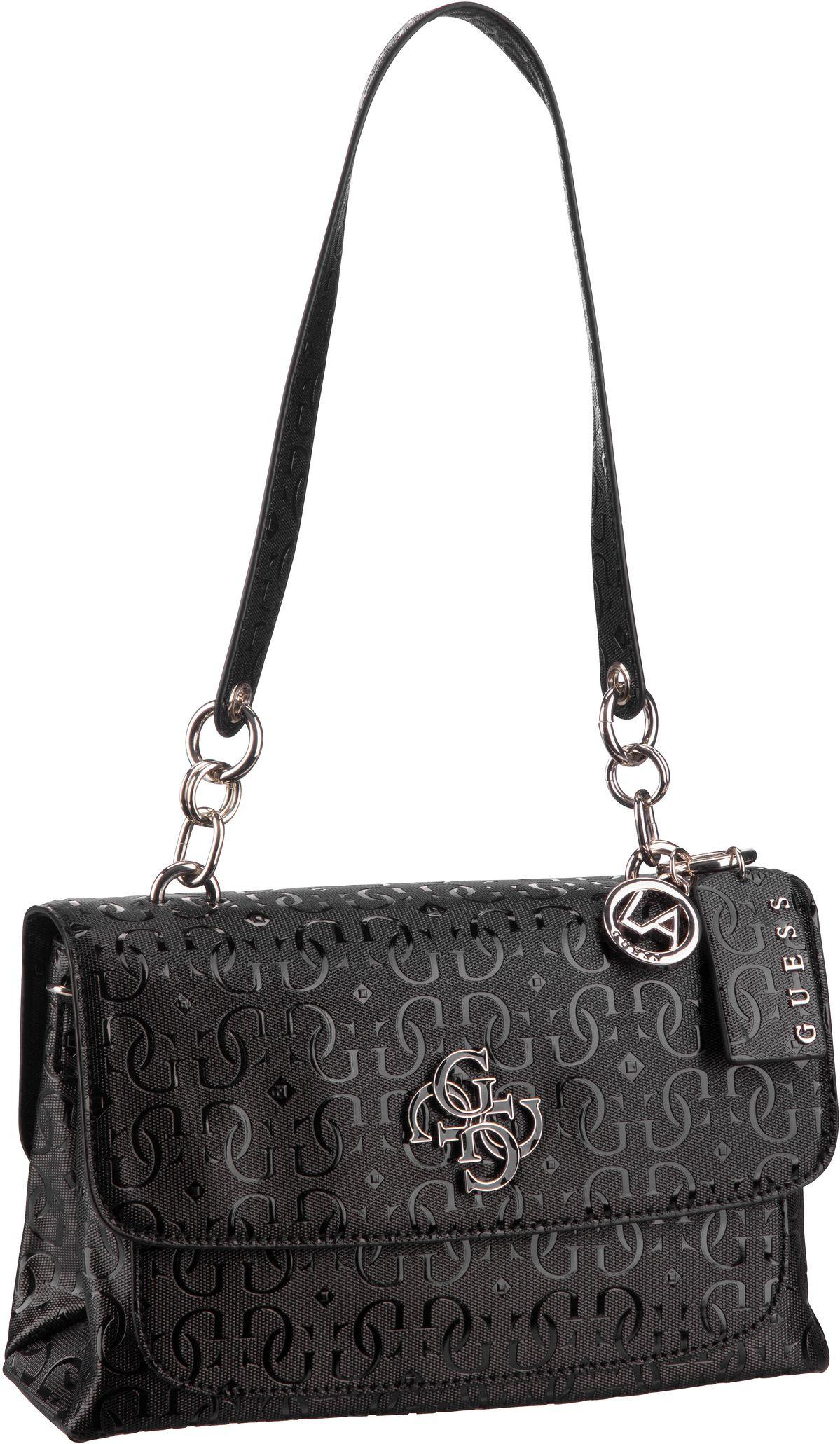 Handtasche Chic Shine Shoulder Bag Black