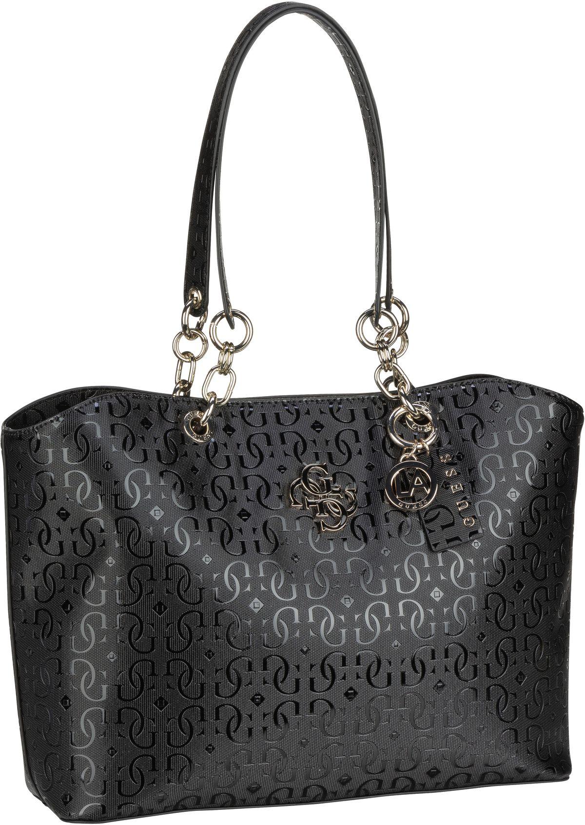 Handtasche Chic Shine Tote Black