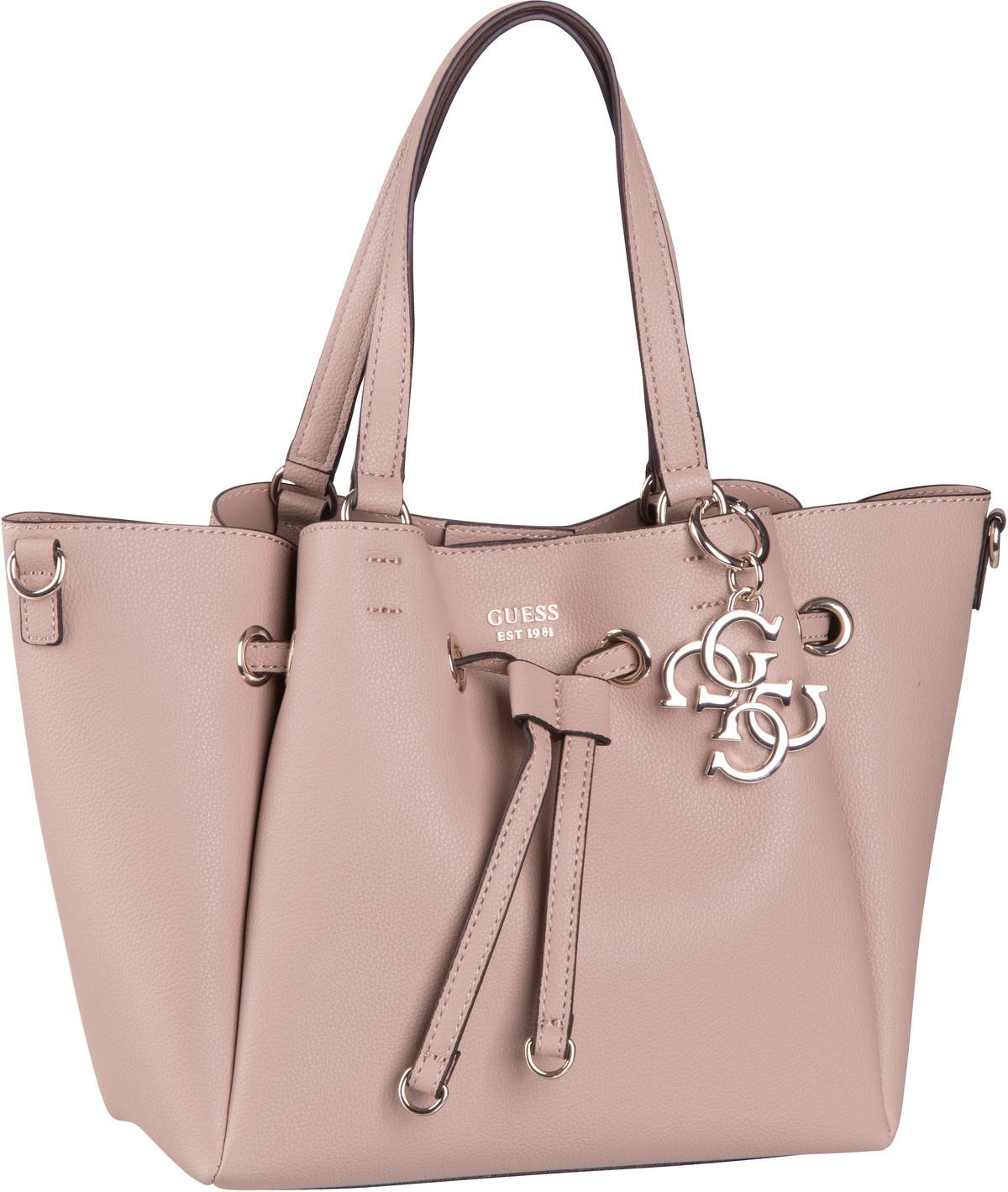 Handtasche Digital Drawstring Bag Dark Nude
