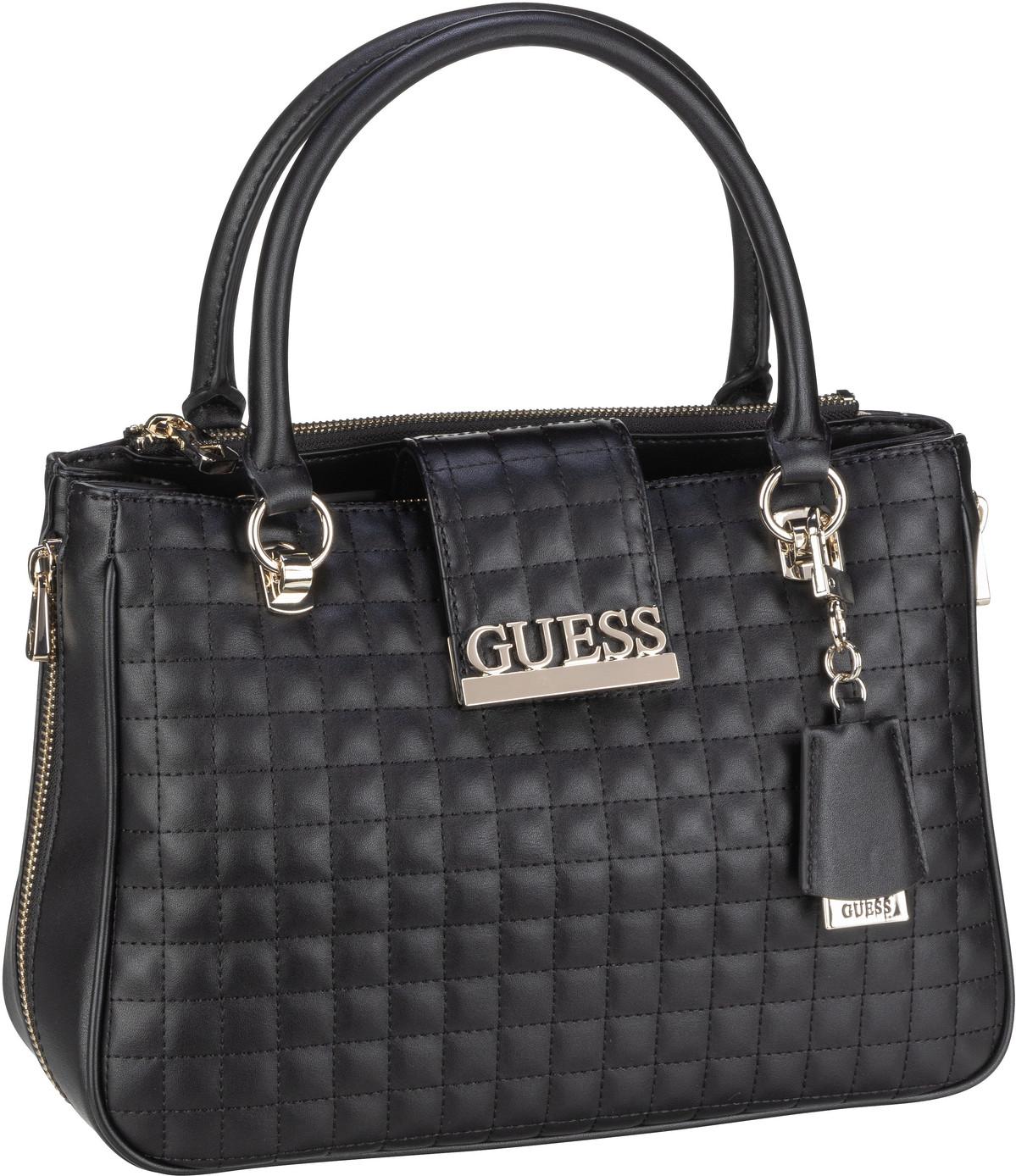 Handtasche Matrix Luxury Satchel Black