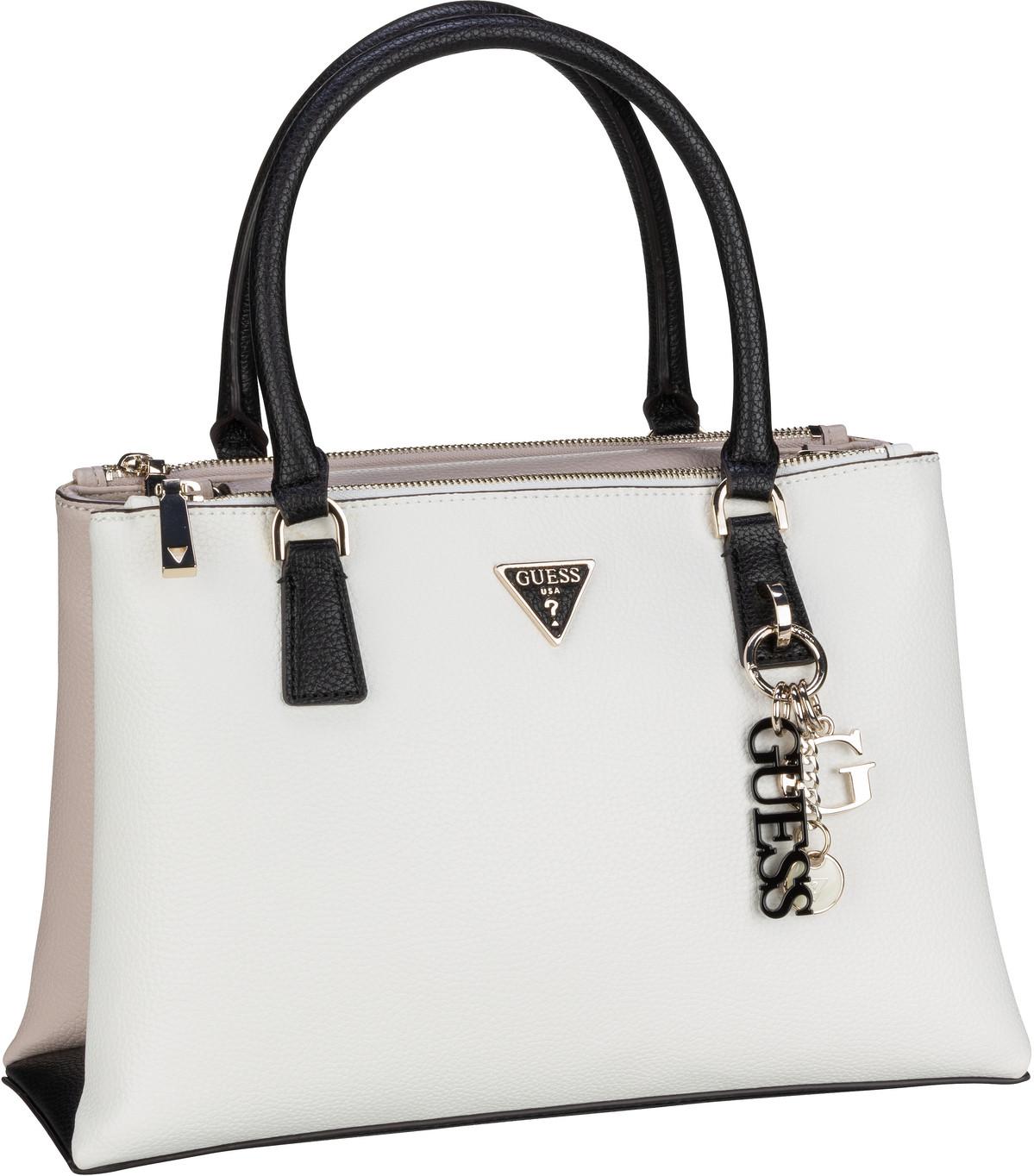 Handtasche Becca Status Satchel White Multi