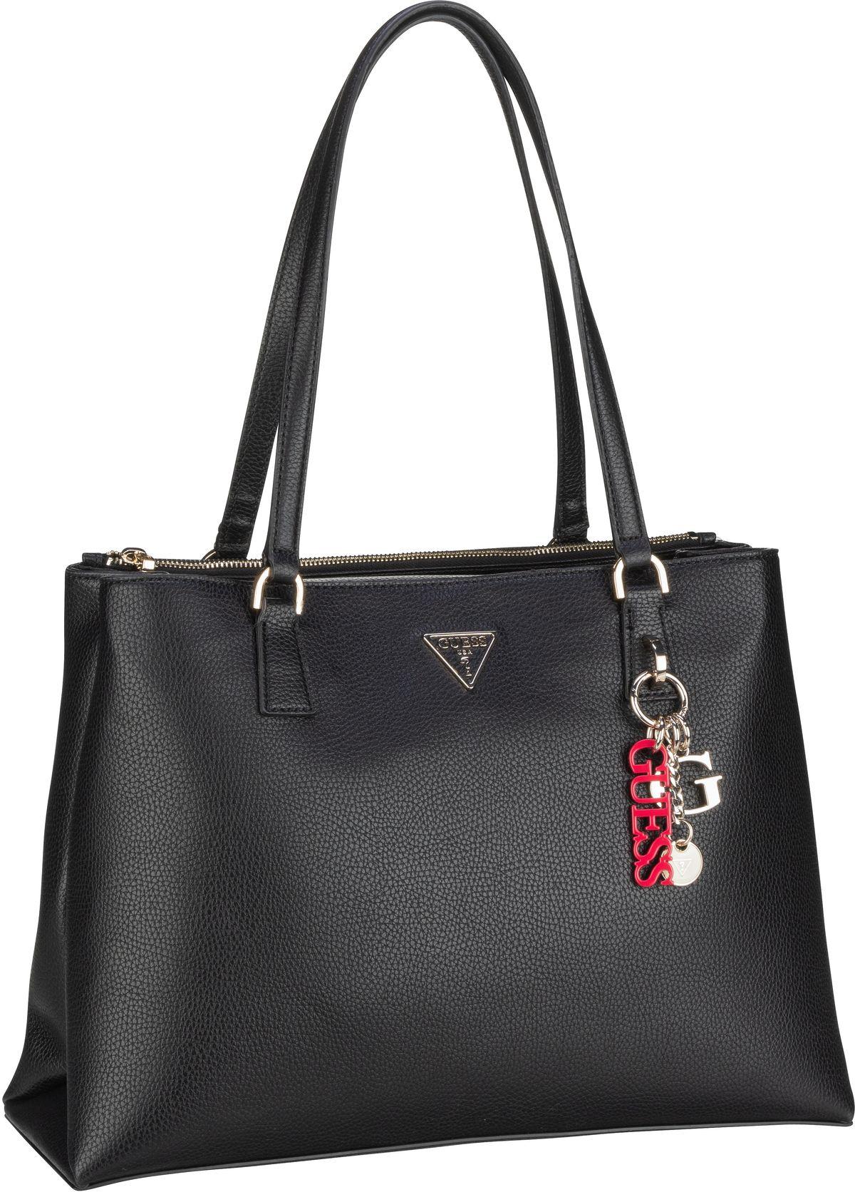Handtasche Becca Luxury Satchel Black