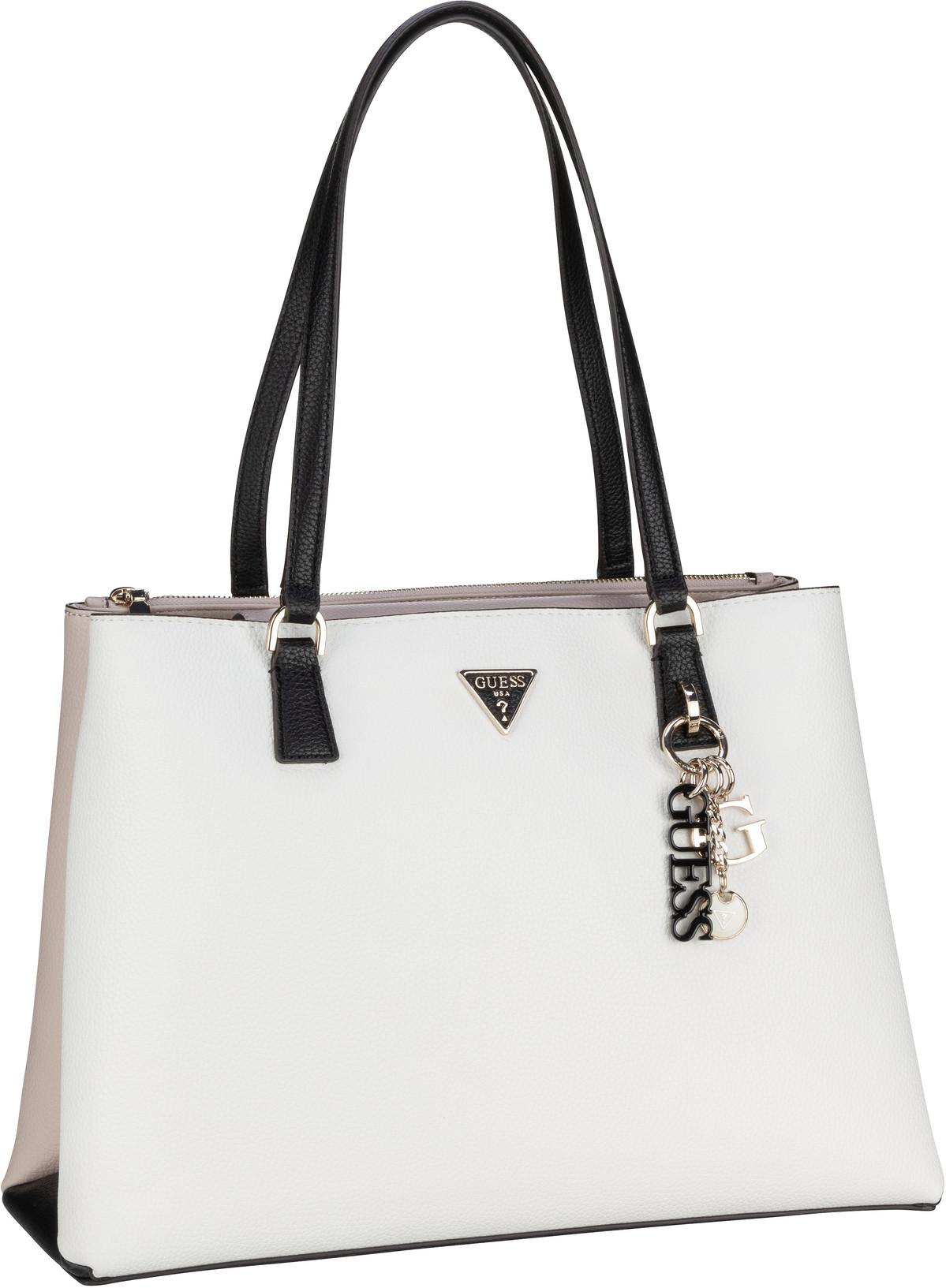 Handtasche Becca Luxury Satchel White Multi