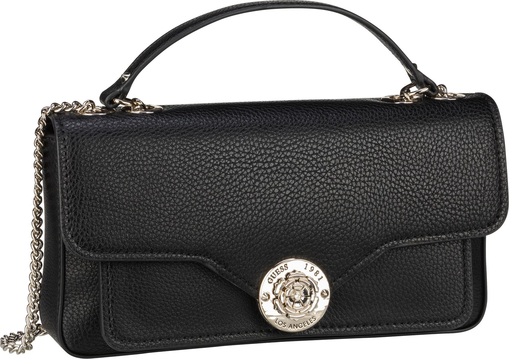 Umhängetasche Belle Isle Convertible XBody Flap Black
