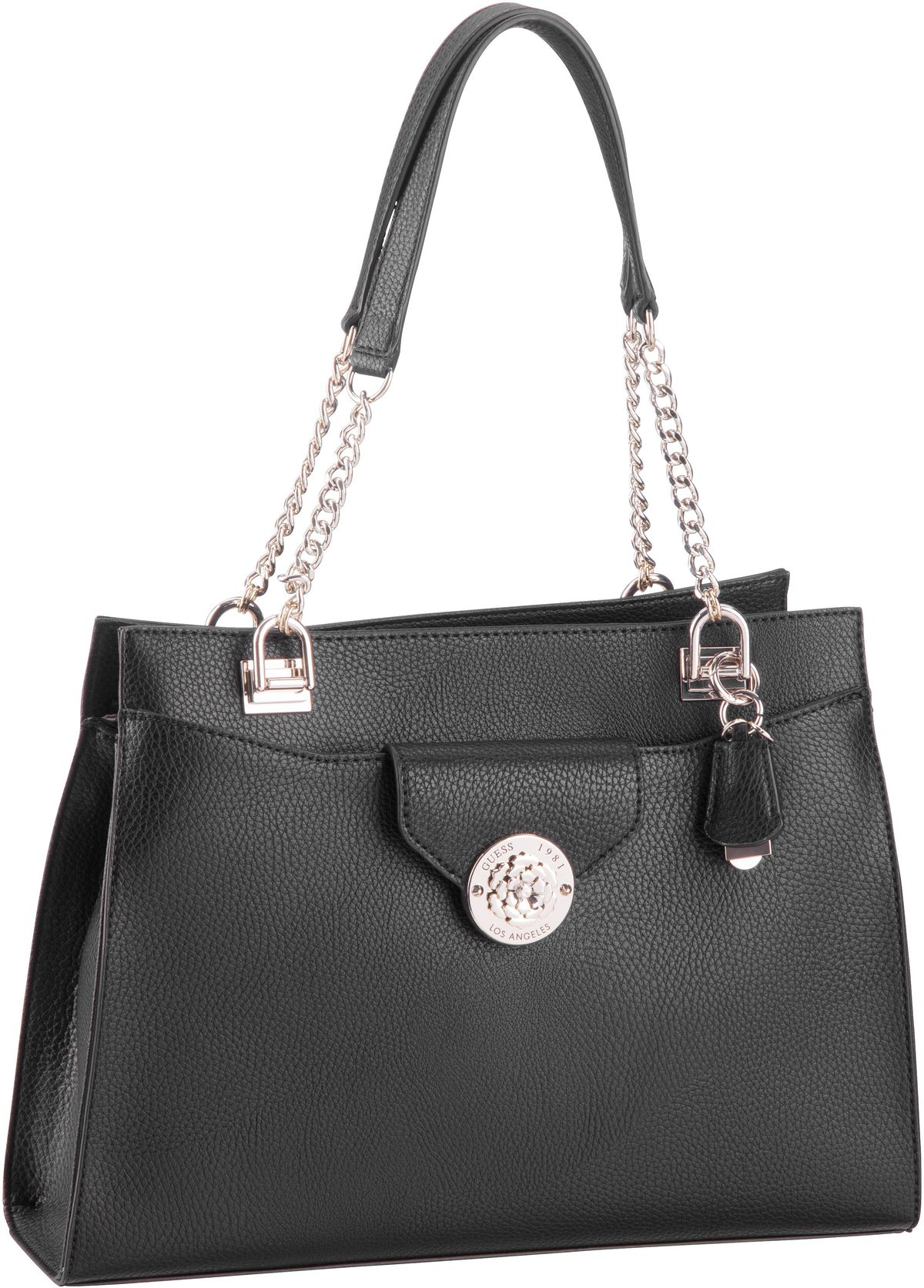 Handtasche Belle Isle Society Carry All Black