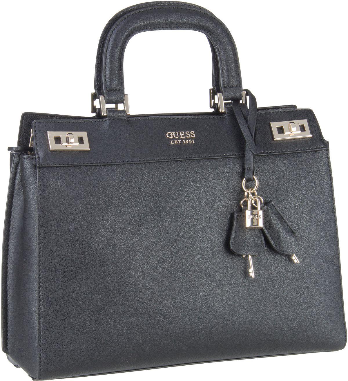 Handtasche Katey Luxury Satchel Black