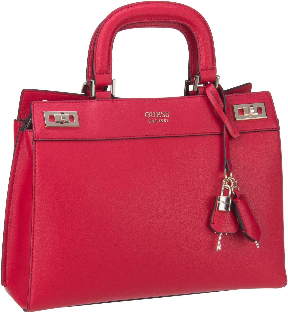 Handtasche Katey Luxury Satchel Red