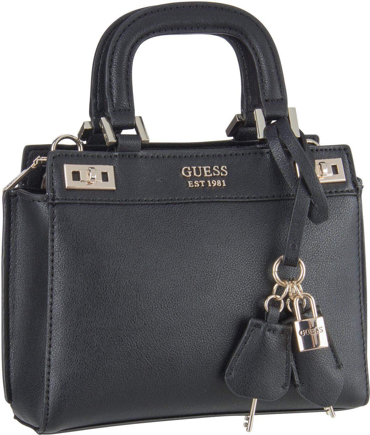 Handtasche Katey Mini Satchel Black