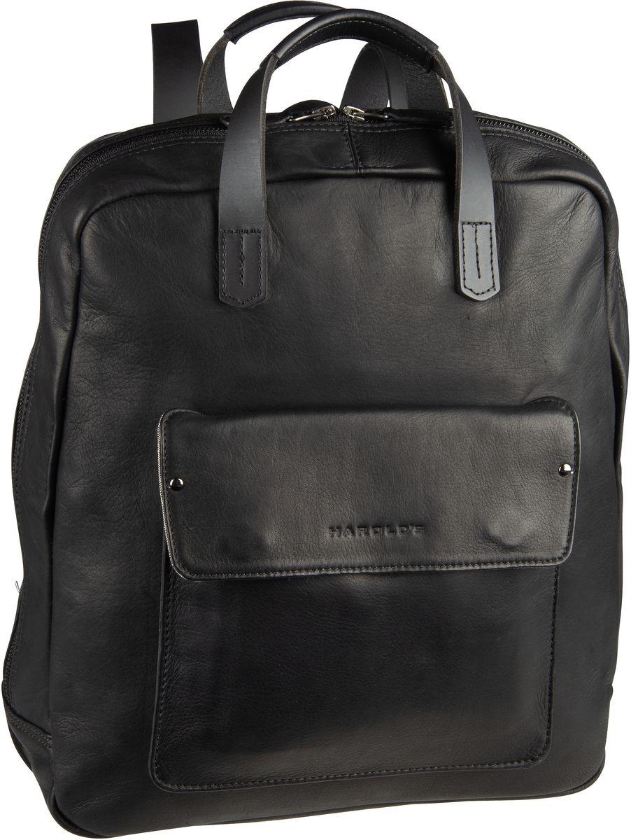 Rucksack / Daypack Ivy Lane 2823 Messenger Backpack Schwarz