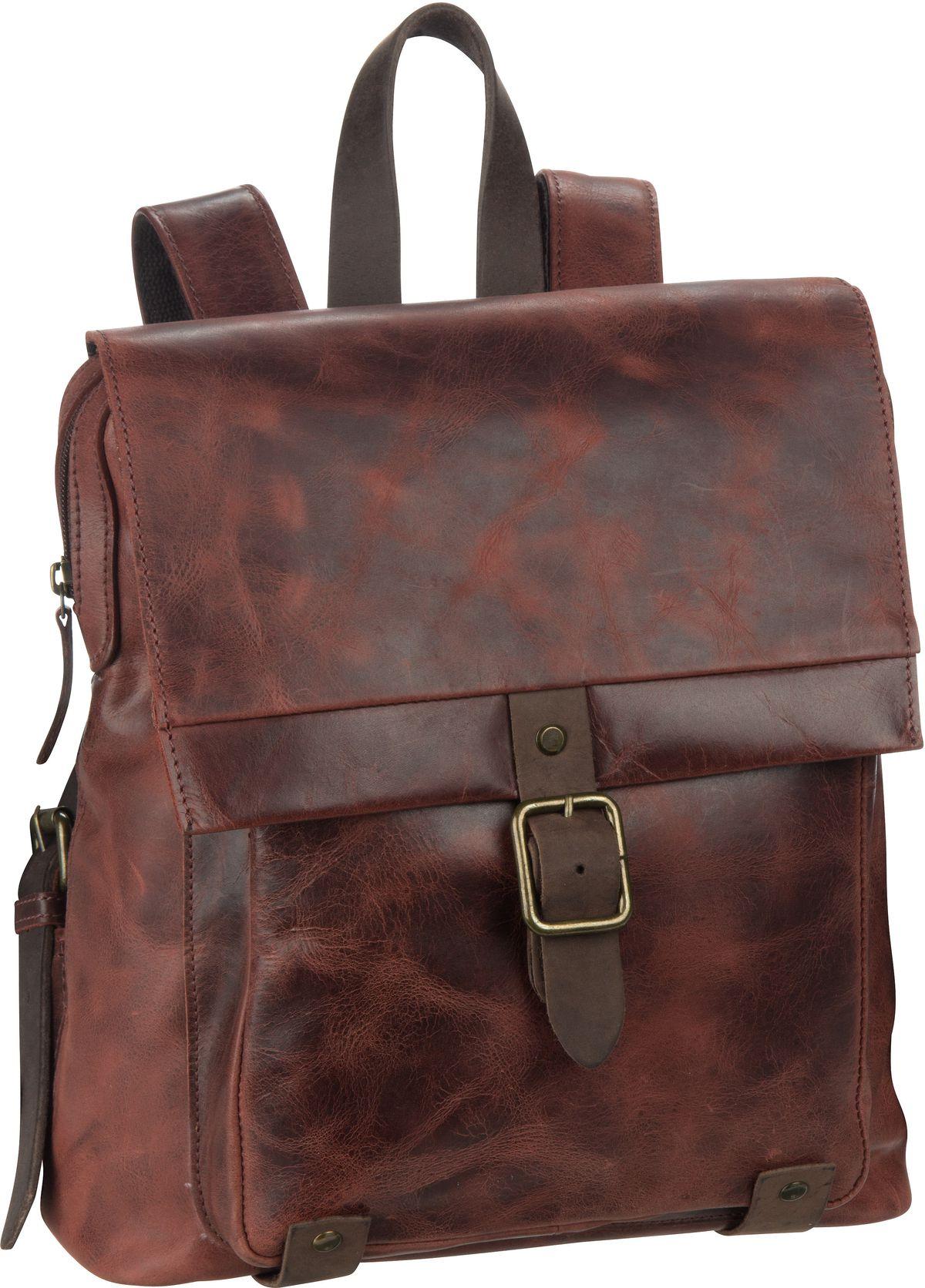 Rucksack / Daypack Flint 2557 Rot
