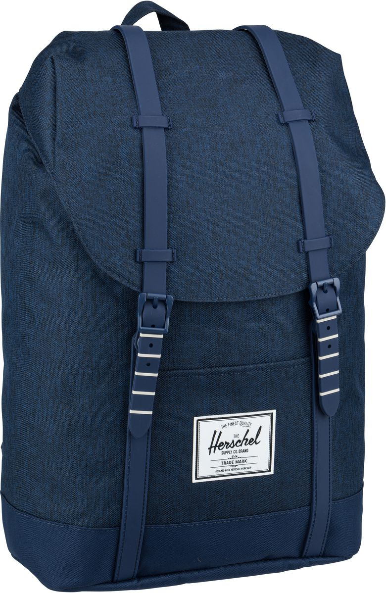 Laptoprucksack Retreat Medieval Blue Crosshatch/Medieval Blue (19.5 Liter)