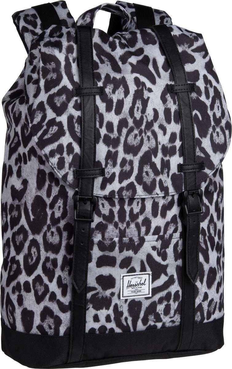 Laptoprucksack Retreat Mid-Volume Snow Leopard/Black (14 Liter)