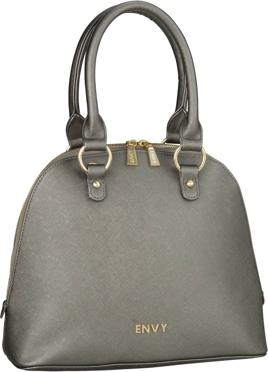 House of Envy Nifty Bowler Steel - Handtasche