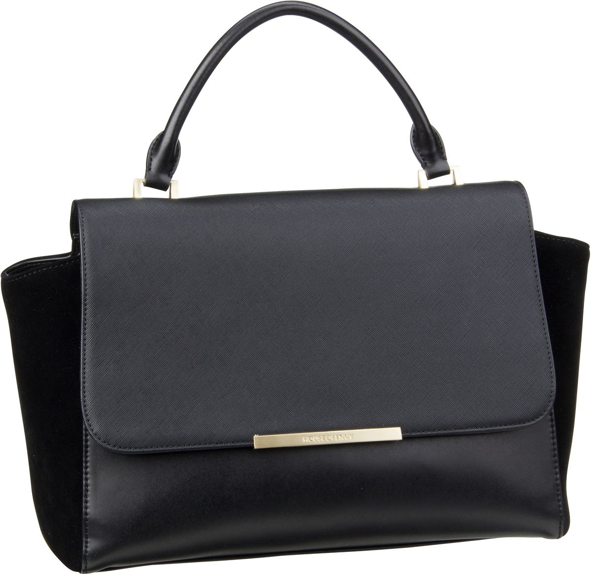 House of Envy Luxurious Black - Handtasche
