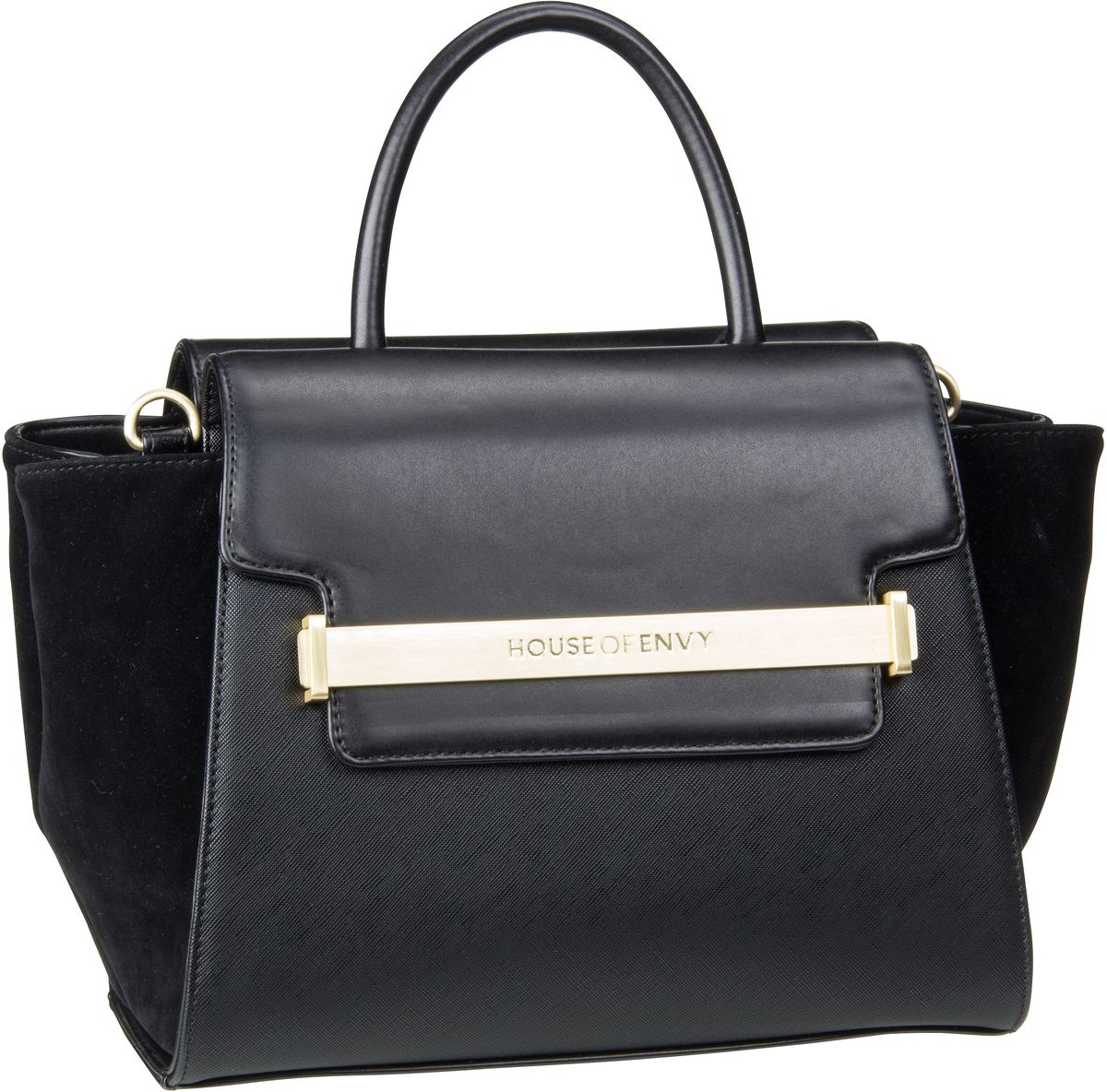 House of Envy Lovable Black - Handtasche
