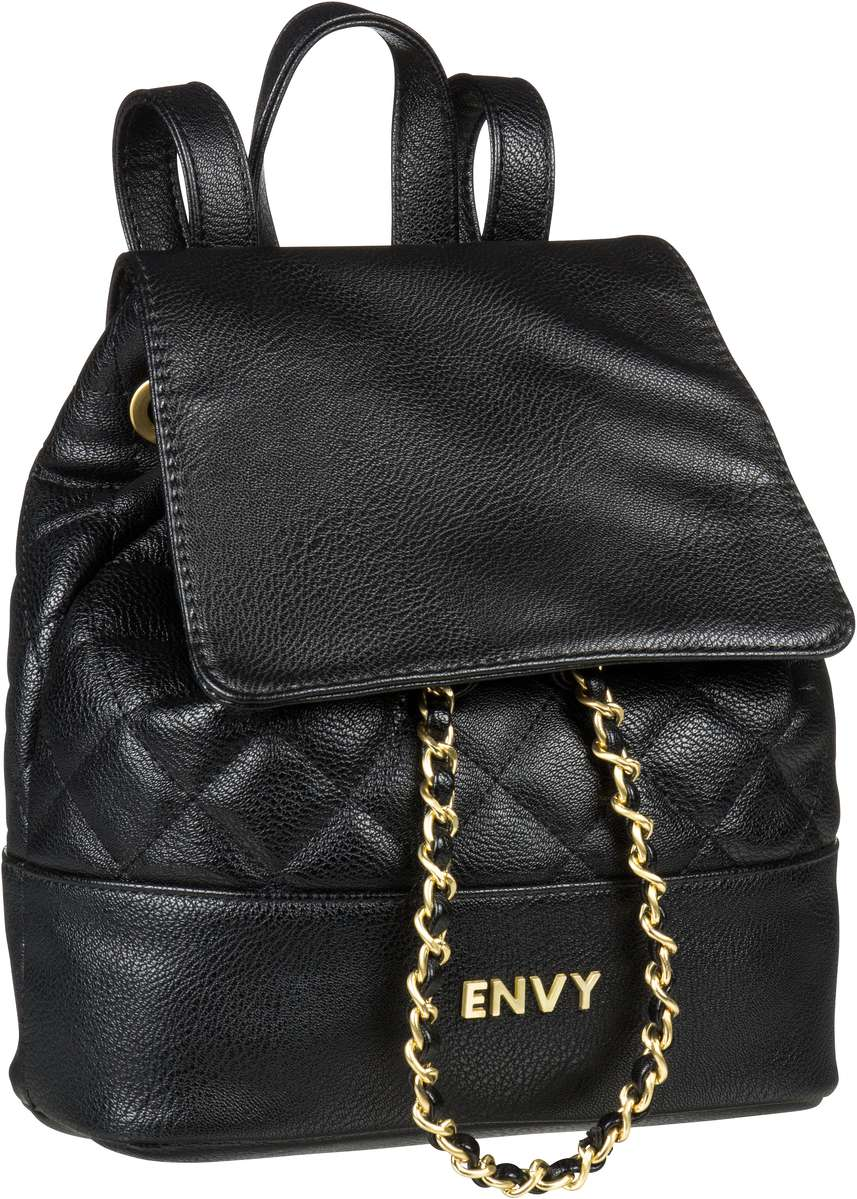 House of Envy Shine Bright Paris Black - Rucksa...