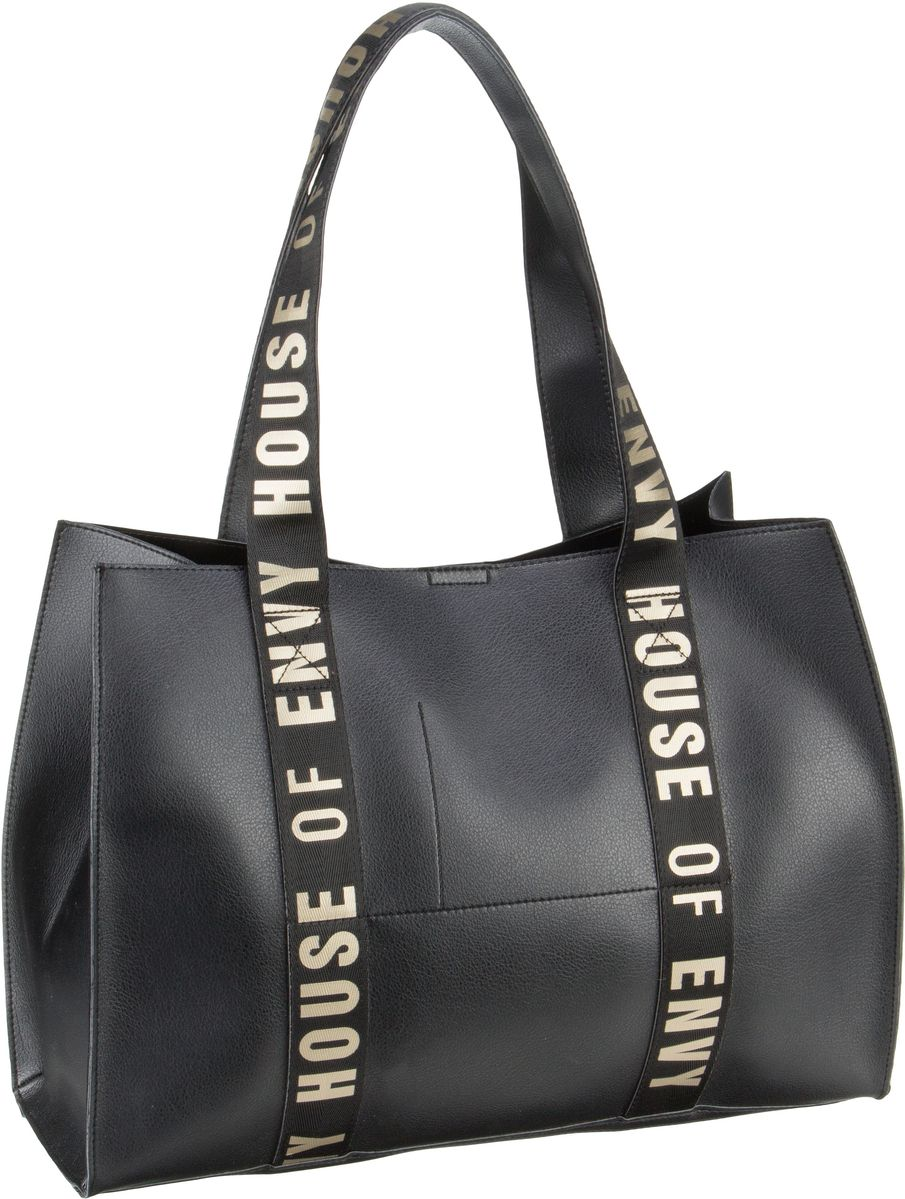 House of Envy Alice Shopper Paloma Black - Hand...