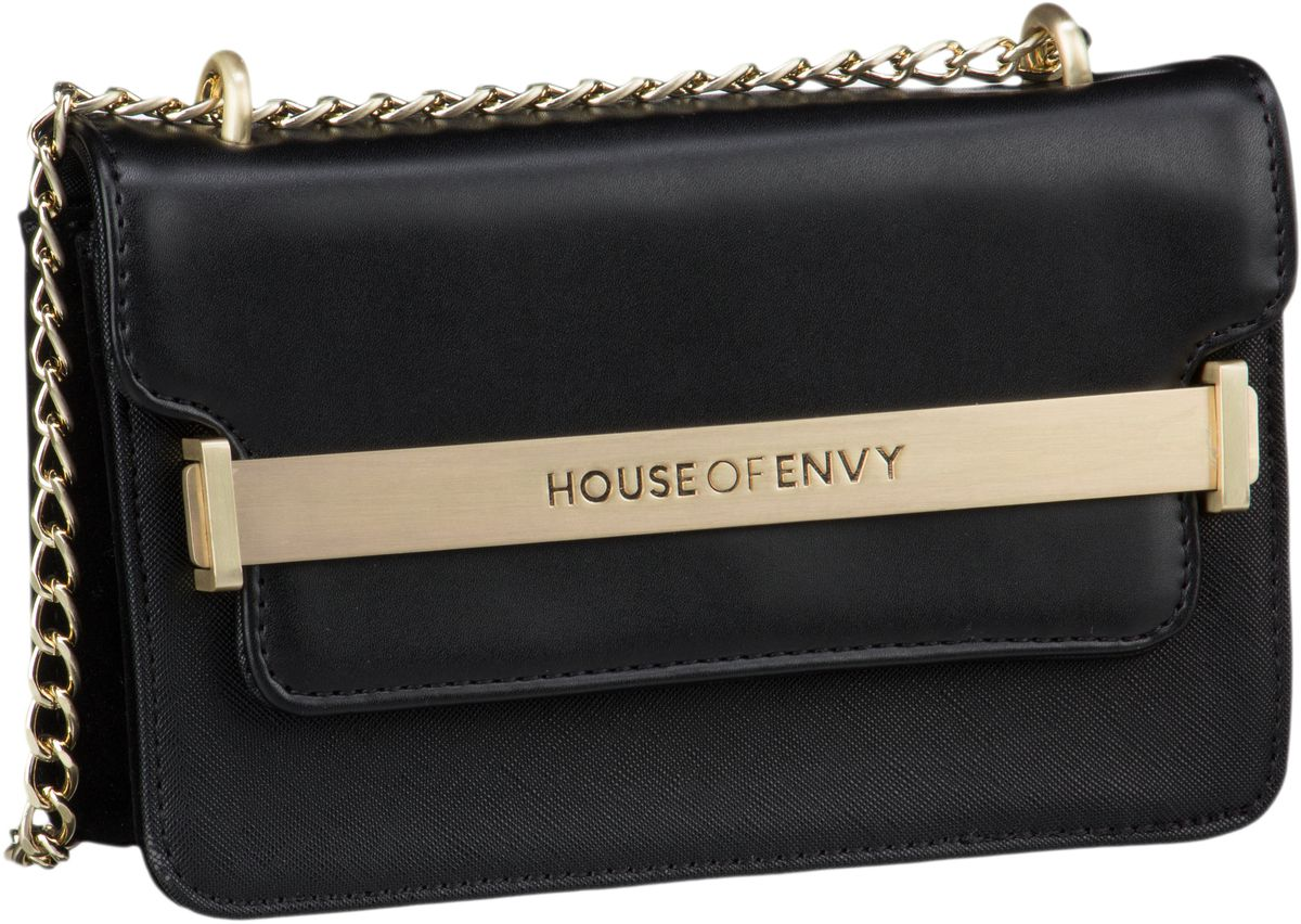House of Envy Fave Case Mix Black - Handtasche