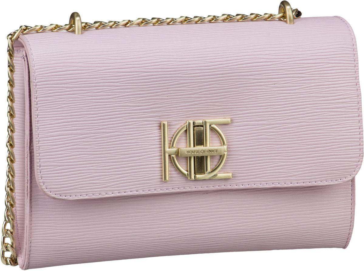 House of Envy Posh Bag Riffle Rose - Handtasche