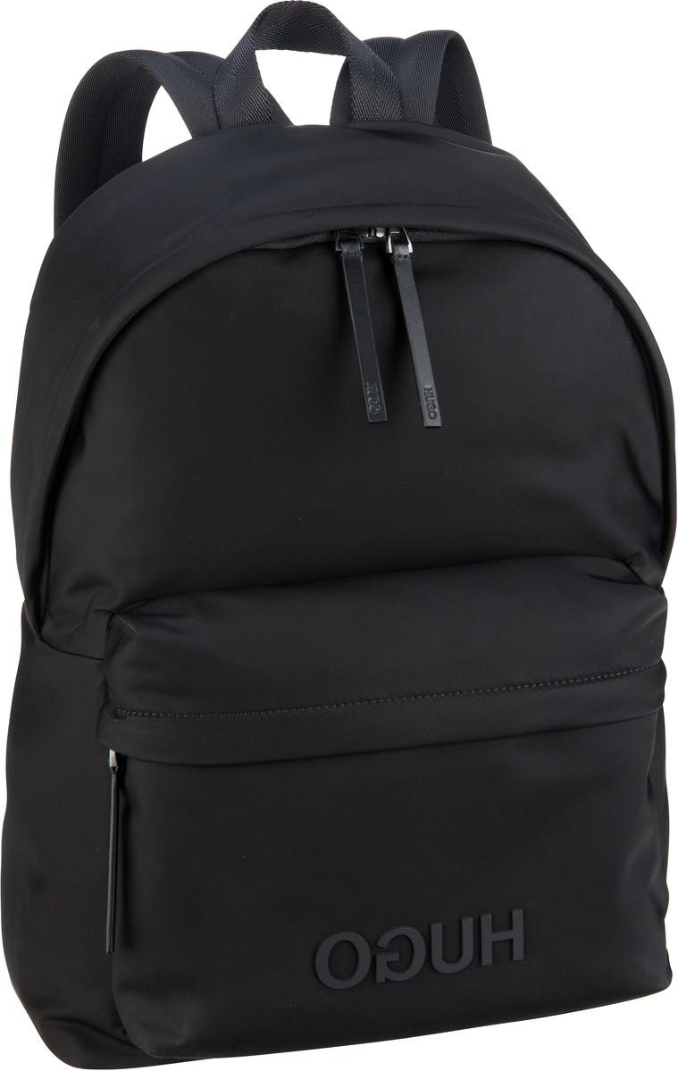 Rucksack / Daypack Record Backpack 390463 Black