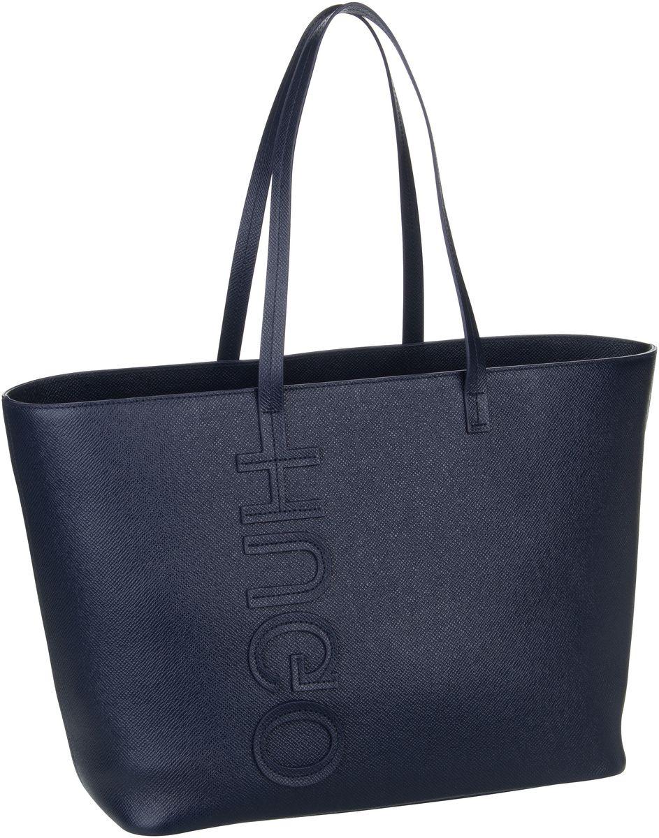 HUGO Handtasche Chelsea Shopper 397845 Dark Blue