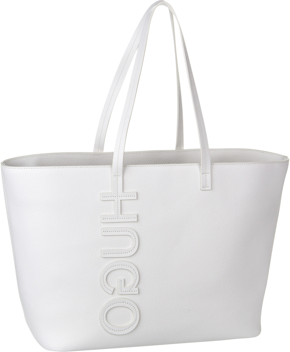 HUGO Handtasche Chelsea Shopper 397845 White