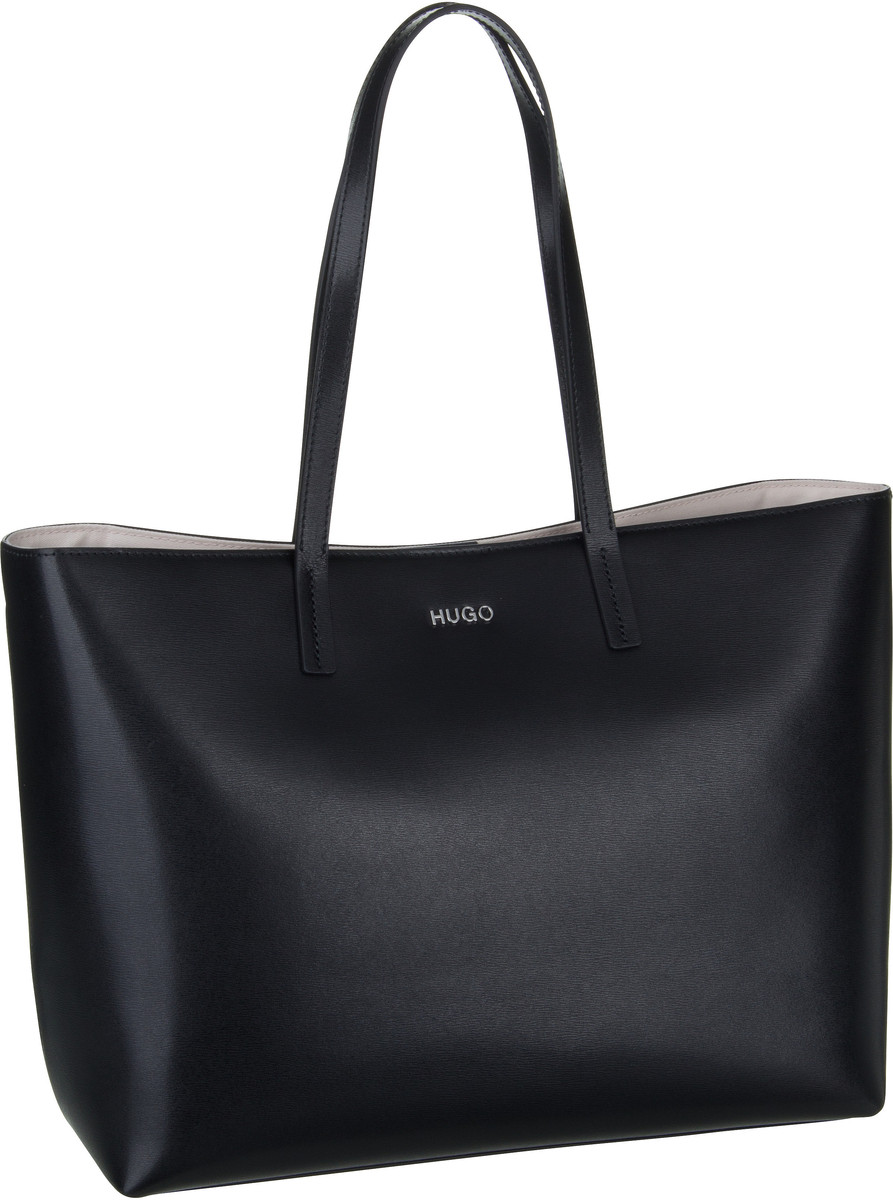 Shopper für Frauen - HUGO Shopper Downtown Shopper 407859 Black  - Onlineshop Taschenkaufhaus