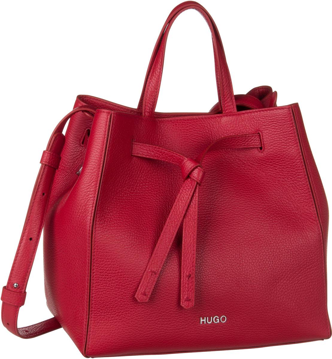 HUGO Handtasche Mayfair Drawstring 397974 Bright Red
