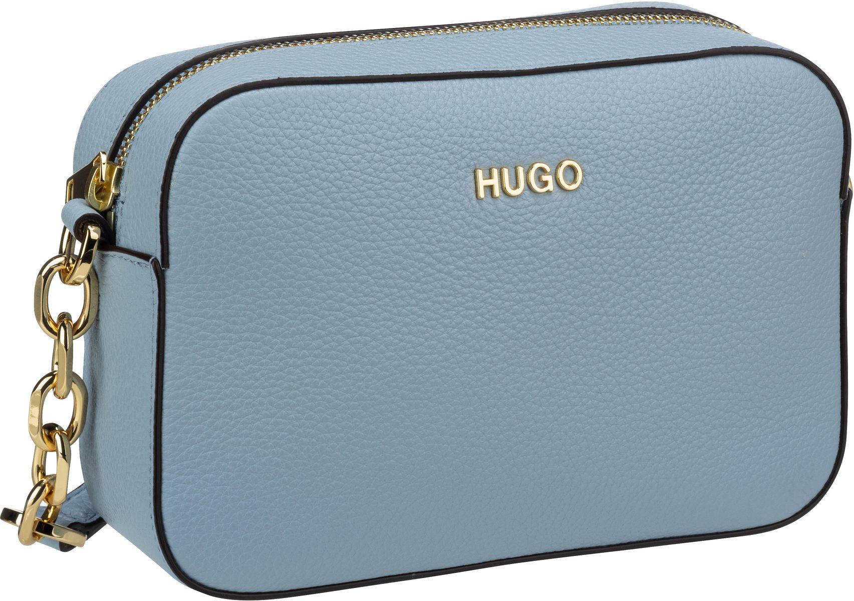 HUGO Umhängetasche Victoria Crossbody 428518 Light/Pastel Blue