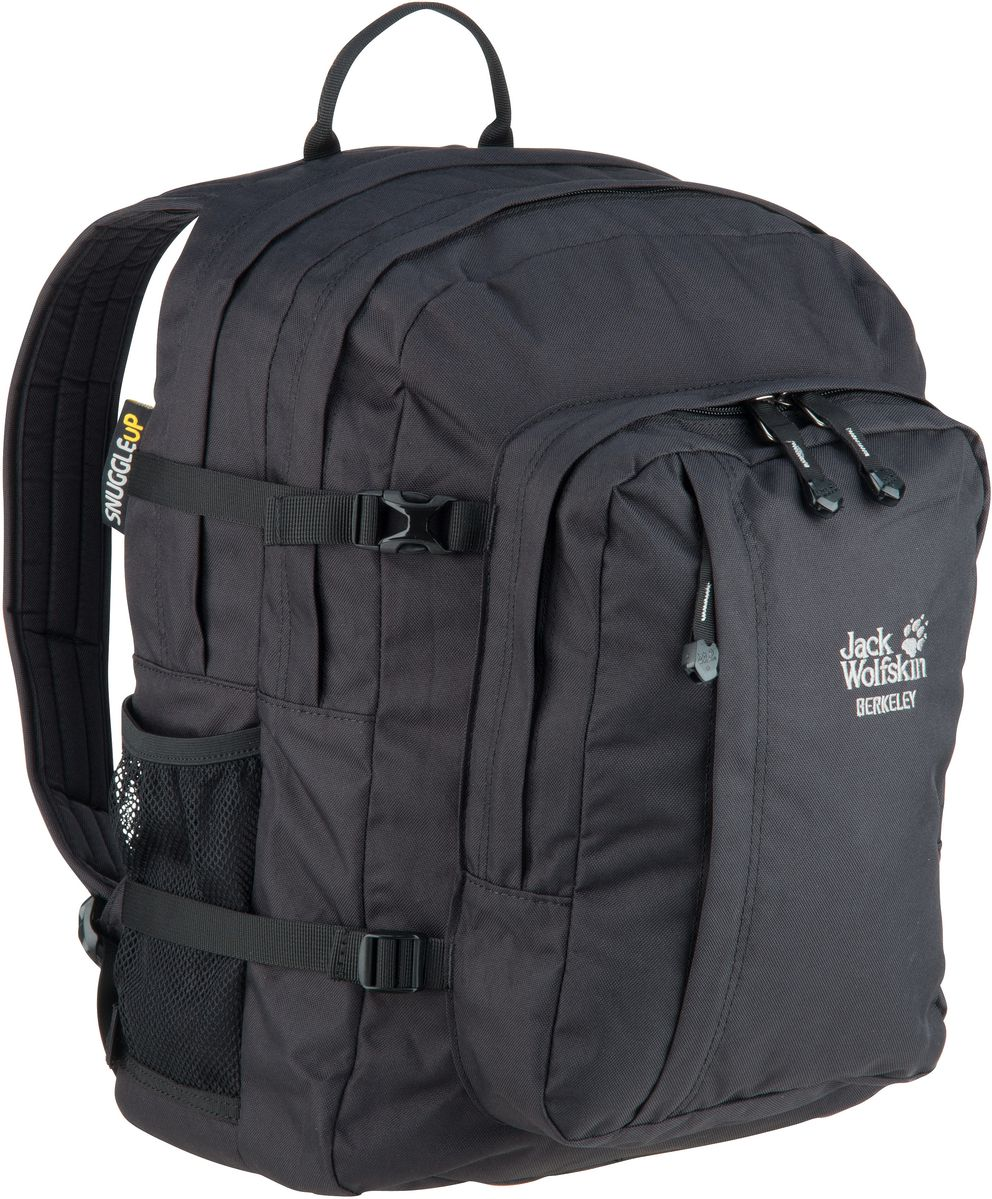 Rucksack / Daypack Berkeley Black/Grey (30 Liter)