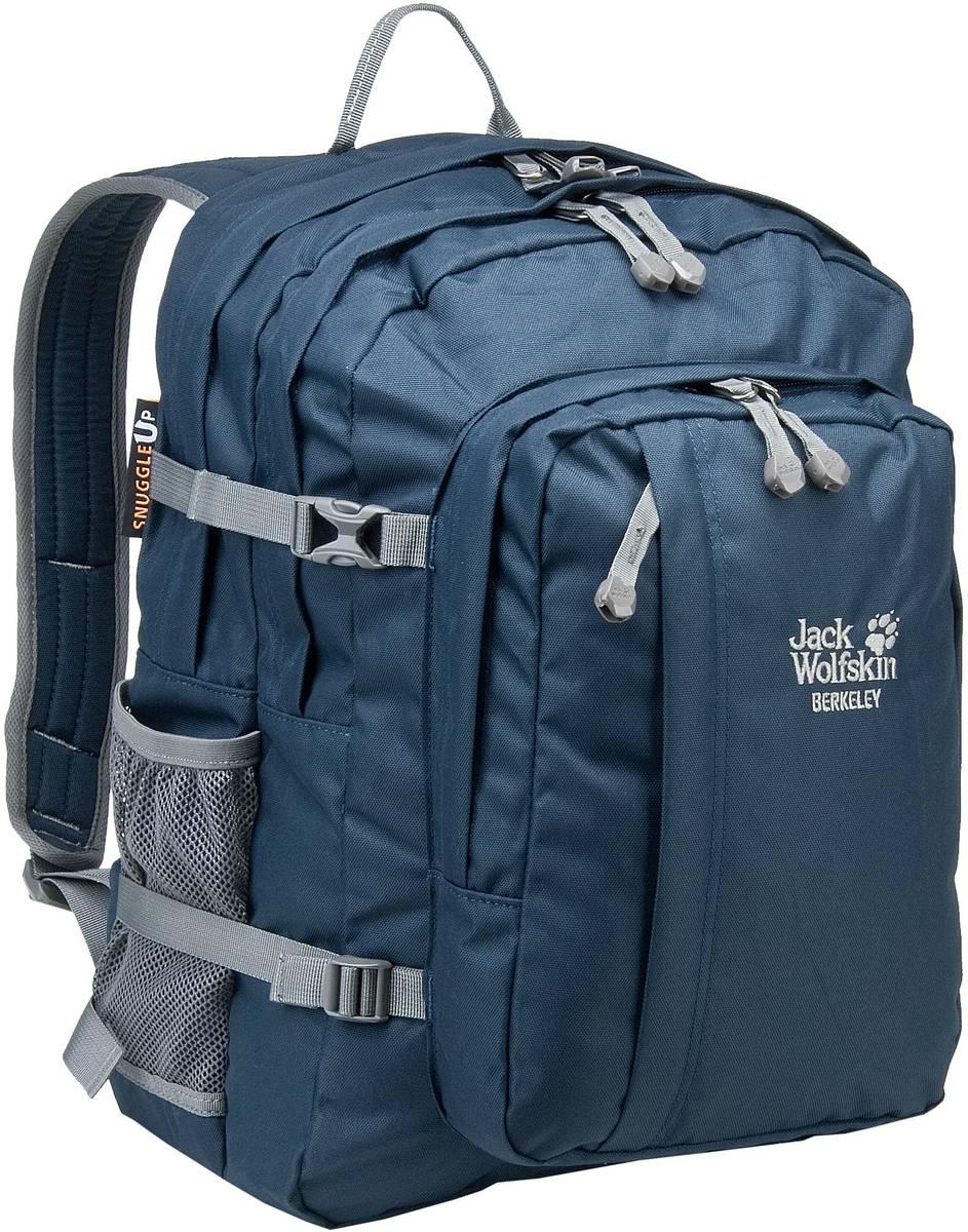 Jack Wolfskin Rucksack Daypack Berkeley Night Blue (30