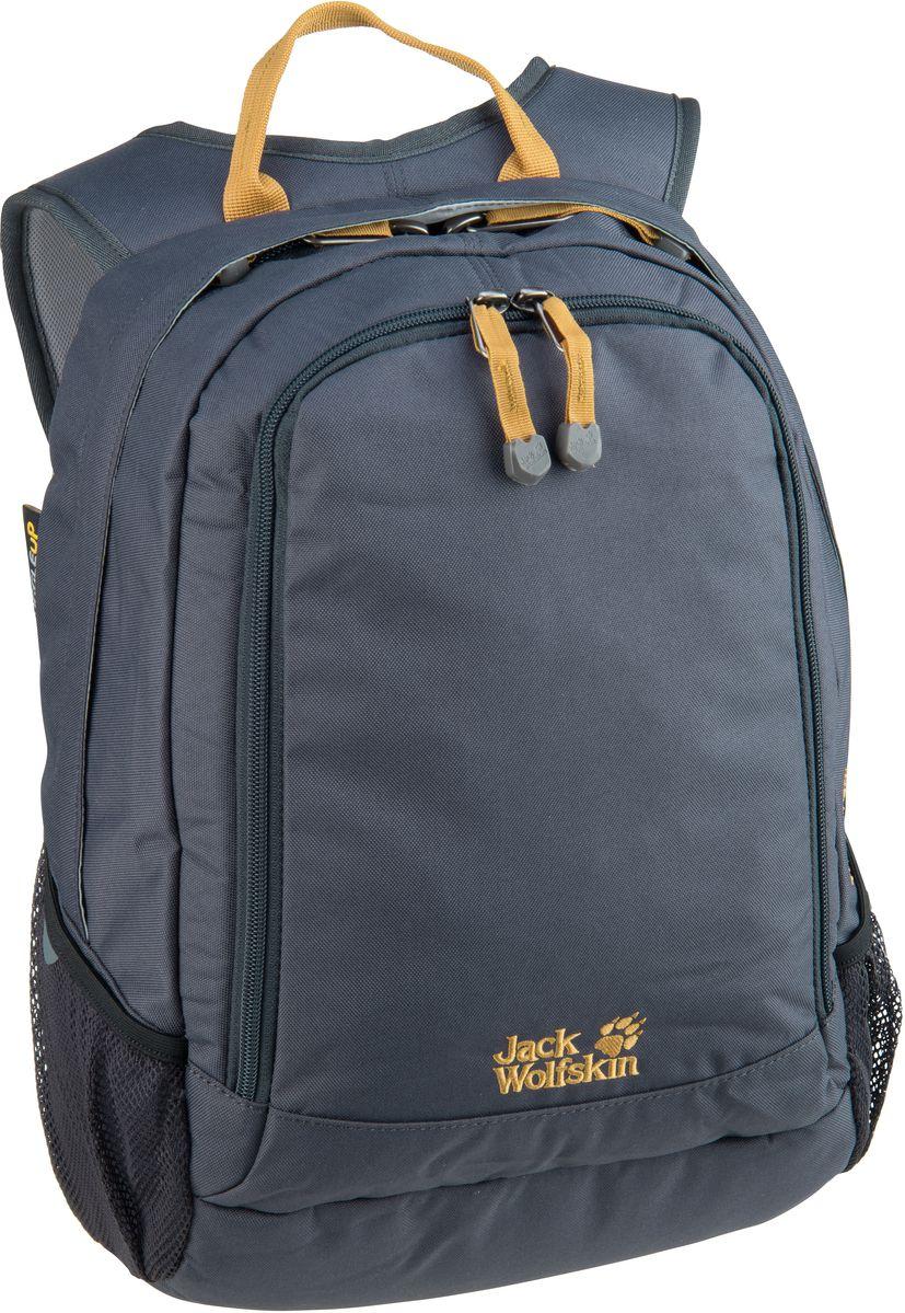 Rucksack / Daypack Perfect Day Ebony (innen: Grau) (22 Liter)